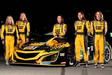 女性ドライバー組でル・マンへ。IMSA参戦のMSR、目標達成に向けELMSチームと提携か