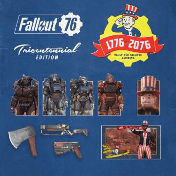 『Fallout 76』アメリカ建国300周年を祝う「Tricentennial Pack」が販売開始!各デジタルストアで購入可能