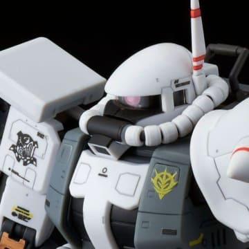 「RG 1/144 MS-06R-1A エリック・マンスフィールド専用ザクII」3,240円(税込)(C)創通・サンライズ