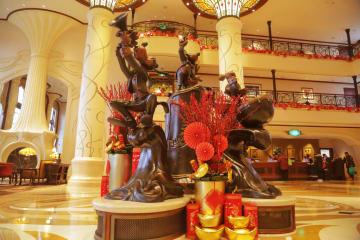 3回目の春節を迎える上海ディズニーランド