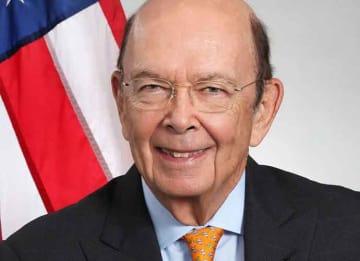 Commerce Secretary Wilbur Ross