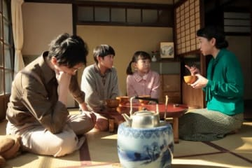 NHK連続テレビ小説「まんぷく」第97回の一場面(C)NHK
