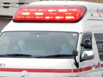 自転車転倒、67歳男性が死亡 帰宅の途中=草加