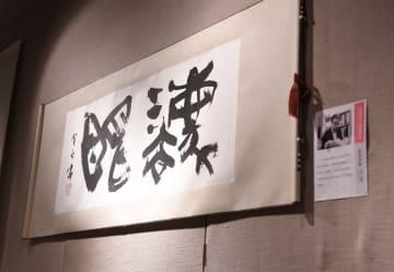 福州市で芸術作品展開催 日本人芸術家も多数出展