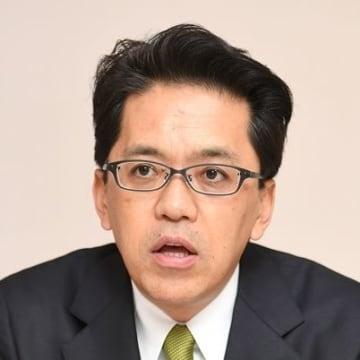 宮崎政久氏