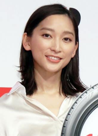 ブリヂストンの「2019新プロモーションREGNO新商品発表会」に登場した杏さん