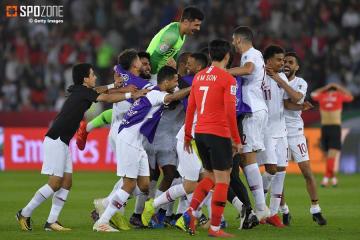 ベスト8敗退に終わった韓国