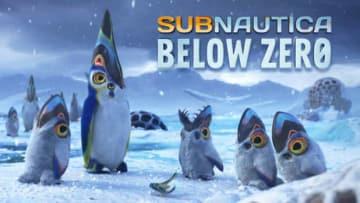 海洋サバイバル『Subnautica』スタンドアロンDLC「Below Zero」早期アクセス開始日決定!