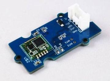 接続を容易にするコネクターをつけて発売されたオムロンの感震センサー