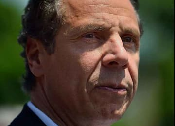 Andrew Cuomo and Trump feud on Twitter