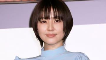 映画「マスカレード・ホテル」の初日舞台あいさつに登場した長澤まさみさん