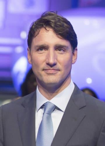 カナダのトルドー首相(ロイター=共同)