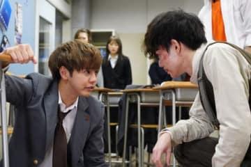 連続ドラマ「3年A組−今から皆さんは、人質です−」第4話の一場面=日本テレビ提供