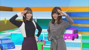 「アニゲー☆イレブン!」の第171回に登場するLynnさん(左)と鈴代紗弓さん=BS11提供