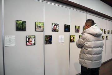 ブルーリングスメンバーらが県内を巡った「青森美人主義」の企画展示