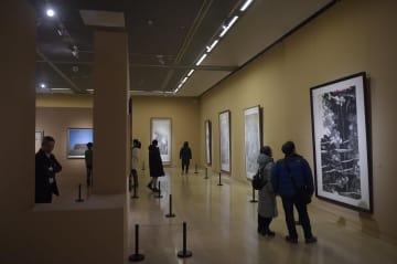 「美在河山-中国美術館風景画蔵品展」、北京で開催