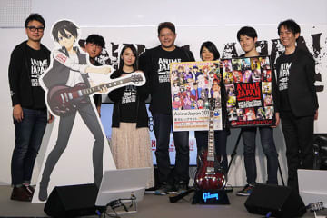 "「AnimeJapan 2019」テーマは""ROCK""! 「SAO×ギブソン」コラボや注目ステージ・施策を発表"