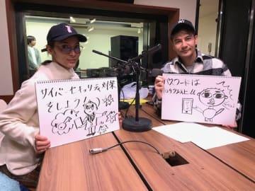 秋元才加(左)とJOY