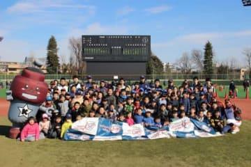 26日に行われた「埼玉baseballフェスタin川口」の様子【写真:広尾晃】