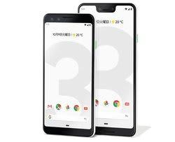 「Google Pixel 3」「Google Pixel 3 XL」