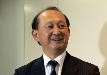 日本政策投資銀行中国支店 支店長の吉田さん