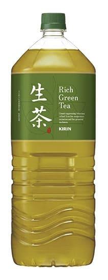 キリンビバレッジが値上げする「生茶」
