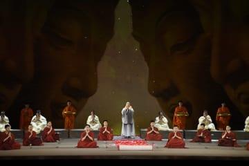 民族楽器劇「玄奘求法の旅」、米ワシントンで公演