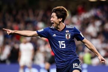 2ゴールの活躍を見せた大迫 photo/Getty Images