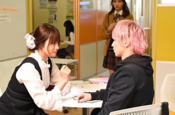 連続ドラマ「初めて恋をした日に読む話」第3話の一場面=TBS提供