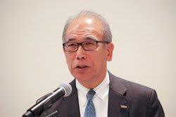 富士フイルムイメージングシステムズ(株)代表取締役社長・西村亨氏