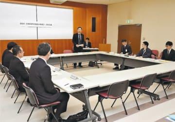 宮城県内の踏切の安全対策を話し合った会合