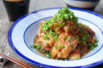 鶏のみぞれ生姜焼き おつまみレシピ
