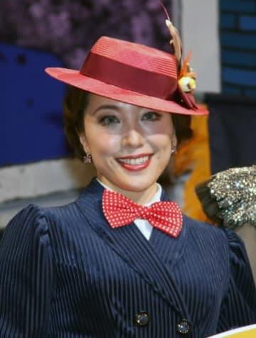 ディズニー最新作「メリー・ポピンズ リターンズ」のジャパンプレミアに登場した平原綾香さん
