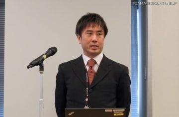 のビジネスマーケティング本部 エンタープライズソリューション部の部長である宮崎謙太郎氏