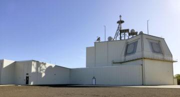 米ハワイ州カウアイ島にある地上配備型迎撃システム「イージス・アショア」の米軍実験施設(共同)