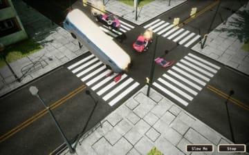 不謹慎サンドボックス『Wrecked Crash Simulator』Steamページ公開!自分だけの交通事故を作り出せ