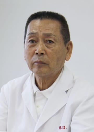 死去した鈴木市郎氏