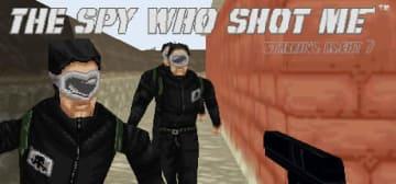 『ゴールデンアイ』ライクなスパイFPS『The spy who shot me』正式リリース!素敵なカクカクポリゴン