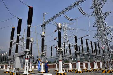 電力使用の伸び率、ここ6年の最高に 中国