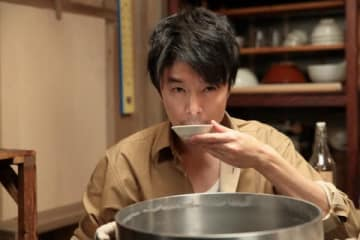 NHK連続テレビ小説「まんぷく」第101回の一場面(C)NHK