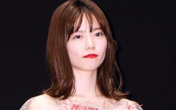 映画「翔んで埼玉」のジャパンプレミアに登場した島崎遥香さん