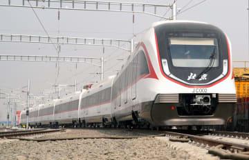 北京新空港線に投入される列車が公開