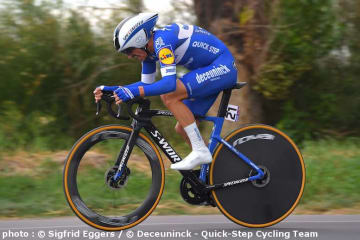 (photo : © Sigfrid Eggers / © Deceuninck - Quick-Step Cycling Team)