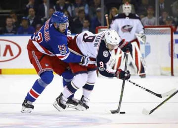 Rangers beat Blue Jackets 5-3
