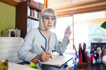 連続ドラマ「スキャンダル専門弁護士 QUEEN」の第6話にゲスト出演する真野響子さん=フジテレビ提供