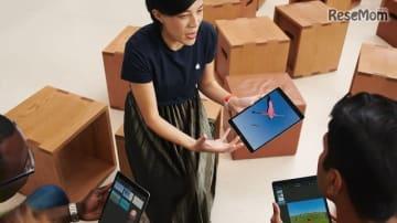 新しいToday at Appleセッションは、参加者がインスピレーションを見つけて何か新しいものを創造する可能性を広げる