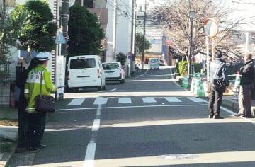死亡事故が起きた横断歩道