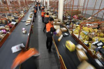宅配のエコ化加速提案 中国業界関係者