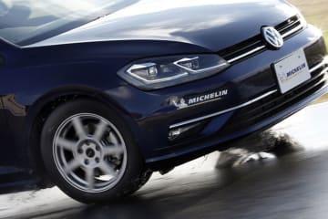 ミシュラン ウェットハンドリング クロスクライメート+ VW ゴルフ1.2TSI 装着サイズ:205/55 R 15