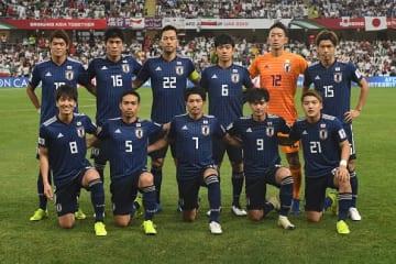 準決勝で強豪イランを退けた日本代表だが、カタール代表の実力は侮れない photo/Getty Images